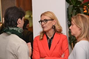 Da sx Giuseppe Picone, Francesca Barbi Marinetti e Patrizia Brucculeri