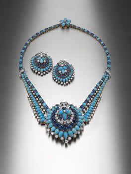 Parure Bulgari - Courtesy of Maxxi