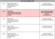 Calendario AltaRoma AltaModa 5