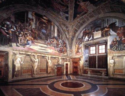 Musei Vaticani - Stanze di Raffaello 3