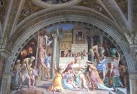 Musei Vaticani - Stanze di Raffaello 4