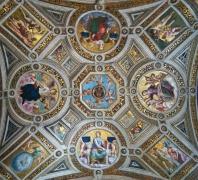 Musei Vaticani - Stanze di Raffaello 5