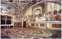 Musei Vaticani - Stanze di Raffaello 6