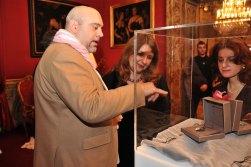 Danilo Giannoni con Alessandra Moneti e Alessia Trivelli