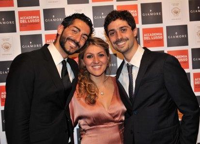 Francesco Salvatore Cagnazzo, Anita Valentina Fiorino, Piero Bellini