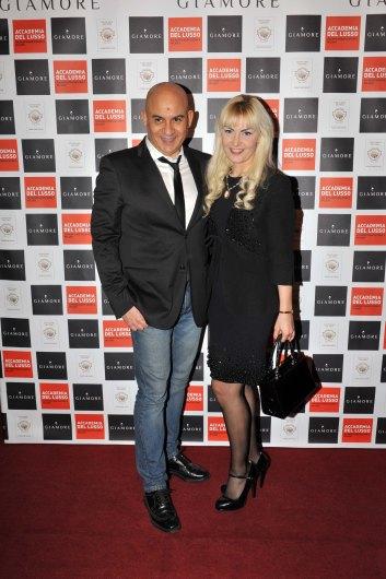 Massimiliano Piccinno ed Erika Gottardi