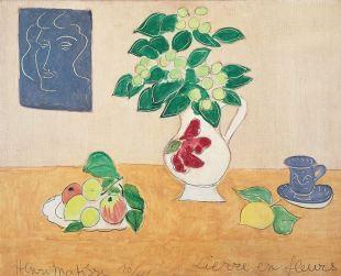 Henri Matisse - Edera in fiore -