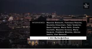 Roma sul New York Times 14