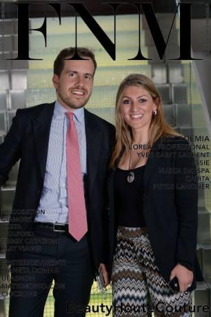 Alessandro Thomas e Anita Valentina Fiorino