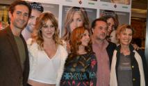 Christian Stelluti, Lodovica Maire' Rogati, Tina Vannini, Marco Biondi e Daniela Poggi