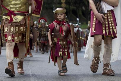 Celebrazioni del Natale di Roma