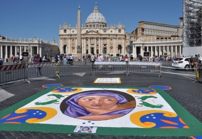L'Infiorata di San Pietro