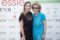 Angela Albarano e Fioretta Mari Green Inspiration