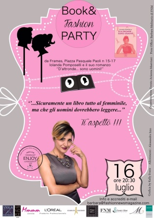 Invito d'altronde sono uomini Book e Fashion Party (1)