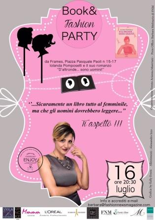 Invito d'altronde sono uomini Book e Fashion Party (1)