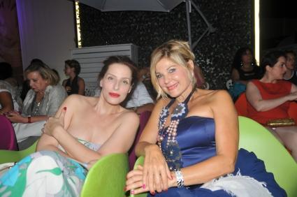 Patrizia Pellegrino Simona Borioni
