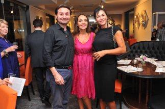 Pierpaolo Segneri, Camilla Nata e Valeria Catania