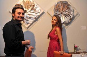 Pierpaolo Segneri e Camilla Nata