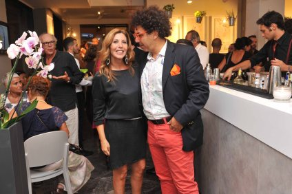 Tina Vannini e Daniel Della Seta