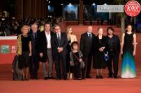 Serata di chiusura della Festa del cinema di Roma.
