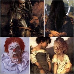 Halloween Horror Uozzart