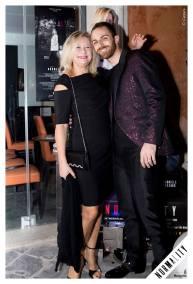 Mariella Valentini e Gabriele Lazzaro