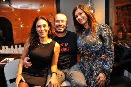 Francesca Vecchioni, Fabio Canino, Lilian Ramos