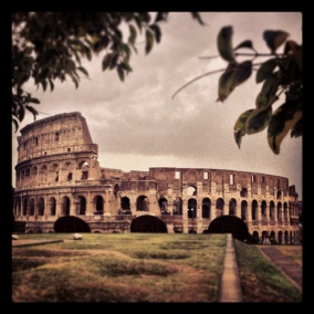 Greg Bown - Colosseo