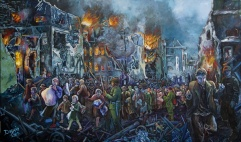 holocaust by Judith Dazzio 2