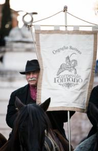 Carnevale Romano barbara roppo 2015