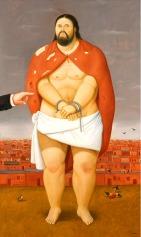 la ''Via Crucis'' di Botero 5