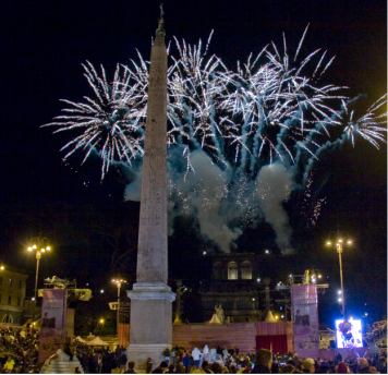 Piazza del Popolo stefania arangio