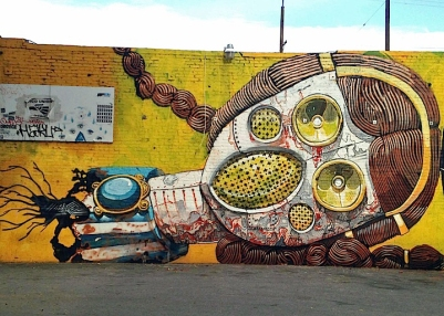 Pixel Pancho – Street art 10