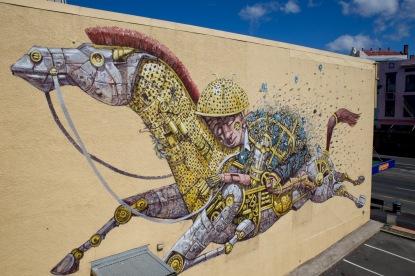 Pixel Pancho – Street art 2