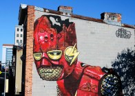 Pixel Pancho – Street art 3