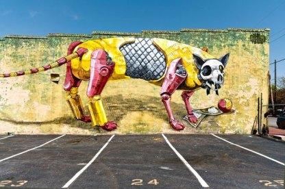 Pixel Pancho – Street art 4