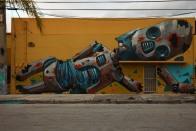 Pixel Pancho – Street art 9