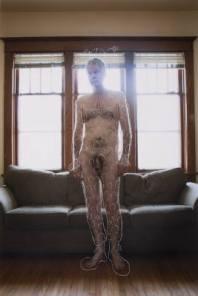 Sesso e arte le opere di Sarah Anne Johnson per Wonderlust Clown