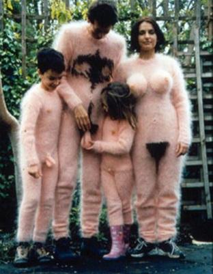 Strange family 14