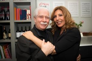 Daniele Lombardi e Tina Vannini