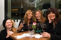 Marina Luxardo, Tina Vannini, Irene Bozzi, Mita Medici