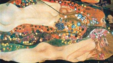 G. Klimt, Freundinnen, 1904-07