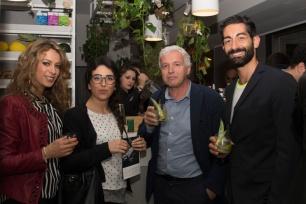 Mirella Limotta, Lucia Pioppi, Giannandrea Pecorelli e Salvo Cagnazzo
