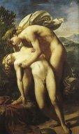 The Death of Hyacinthus di Merry Joseph Blondel