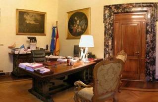 Sala Piccola Protomoteca : Domenica apertura straordinaria di palazzo senatorio in campidoglio