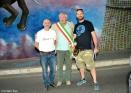 3_il-presidente-dellassociazione-xv-miglio-gianluca-pelle-il-sindaco-di-albano-nicola-marini-e-lo-street-artist-mauro-sgarbi