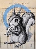 alessio-bolognesi-_bombing-squirrel_42x30cm_2016