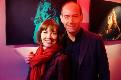 Stefania Casini e Claudio Lattanzi