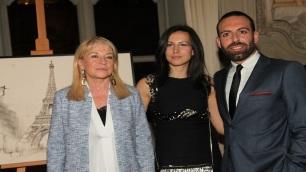 Catherine Dumas, Elena Parmegiani, Roberto Di Costanzo