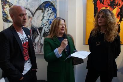 Pietro Galluzzi, Barbara Limanowski, Roberta Cima